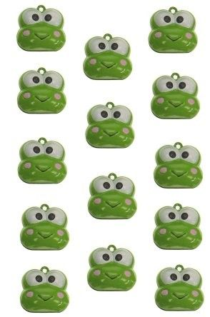Bell frog packaging of 12 pieces