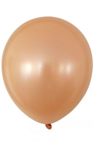 Balloons metallic Rosé gold