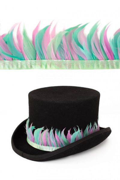 Feather ribbon mermaid 3m