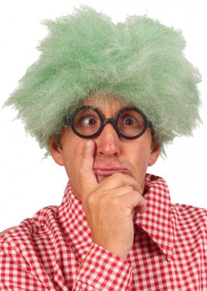 Gentleman Wig wacky professor