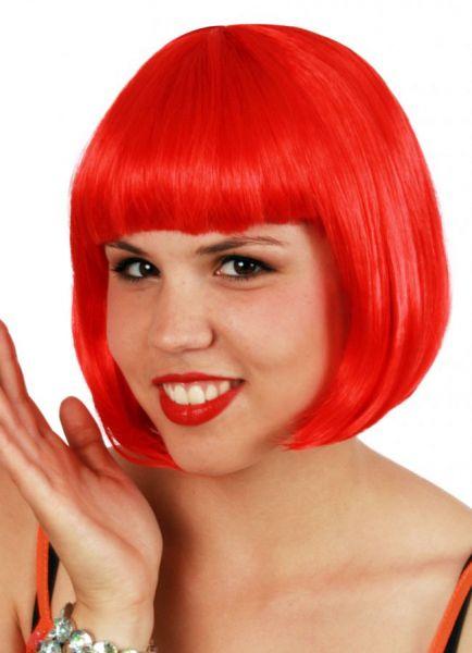 Bobline ladies wig red sensation