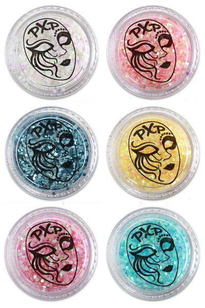 PartyXplosion Glitter Unicorn fine glitter mix