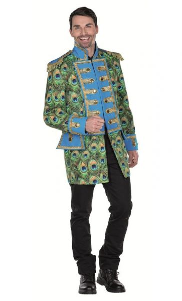 Jacket peacock gentlemen