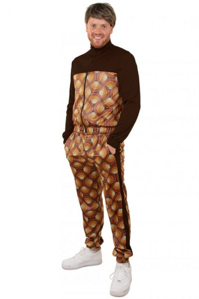 The 60's Tracksuit man