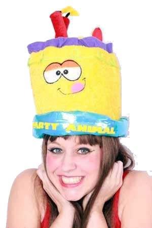 Fun hat party animal
