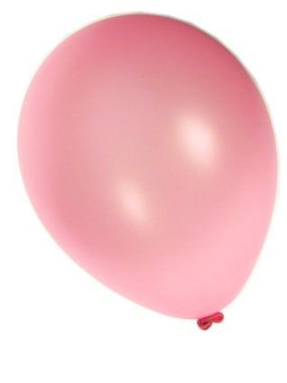 Quality balloon metallic fuchsia