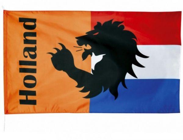 Flag Dutch lion Holland