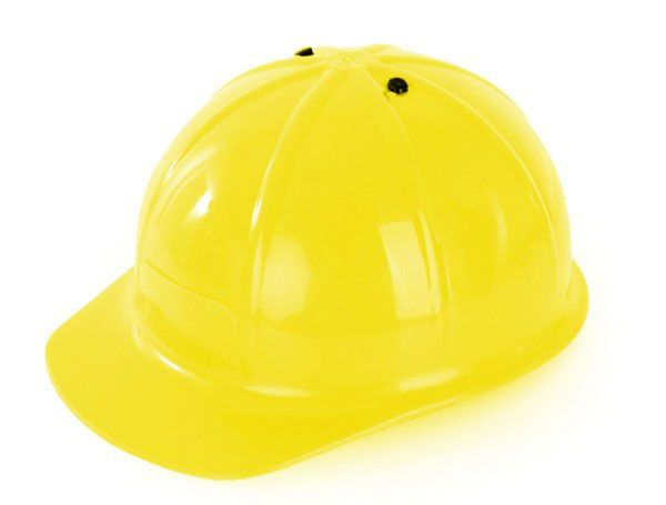 Bay helmet yellow adjustable