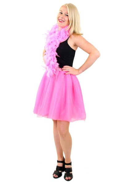 Tulle rock & roll skirt pink