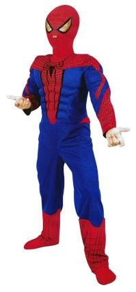 Fanc dress Spiderman III child