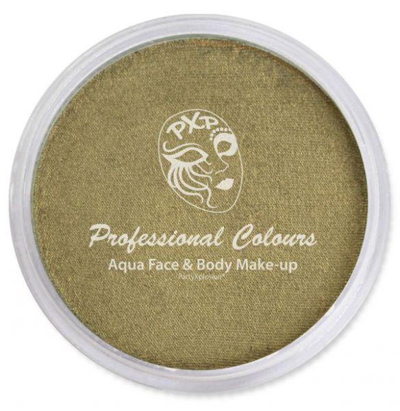 PXP facepaint 10 gram Pearl Antique Green