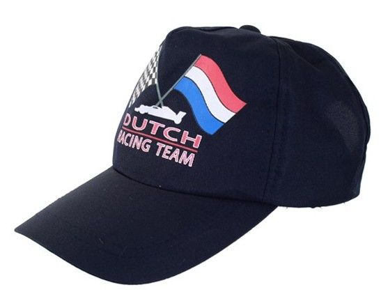 Formula 1 dutch racing team cap