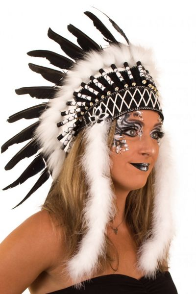 Indians feather headdress Blackfoot dance
