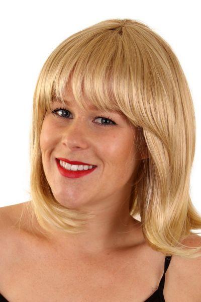 Wig Lady Elin blond