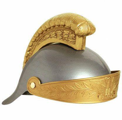 Knight helmet child Plastic