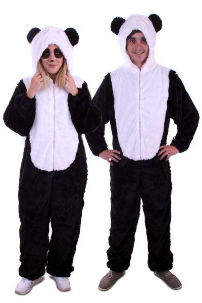 Animal suit Panda plush
