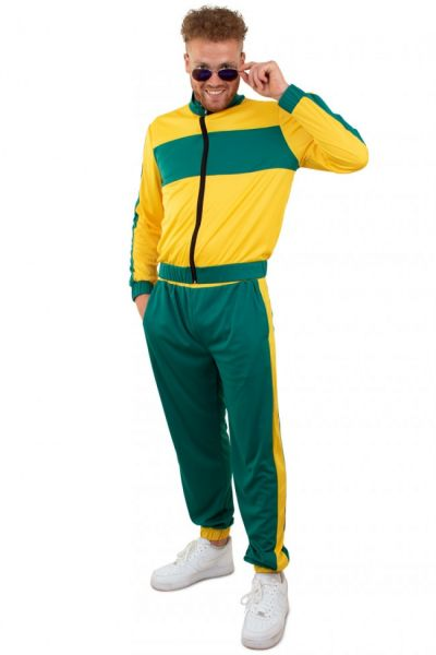 The 80's Tracksuit man