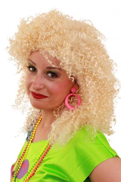 Wig Nicky fine curls