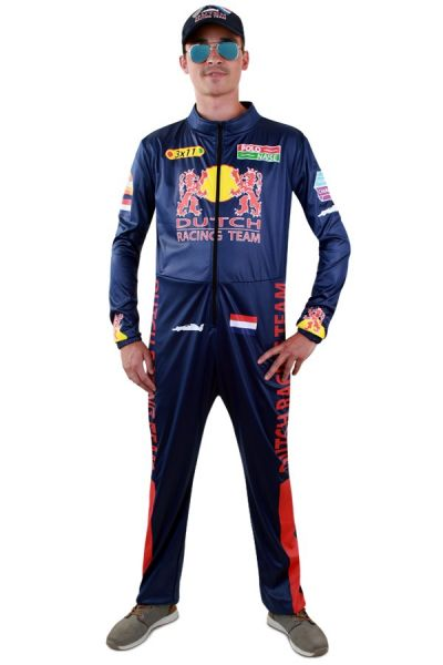 Formula 1 overall costume - F1 race driver suit