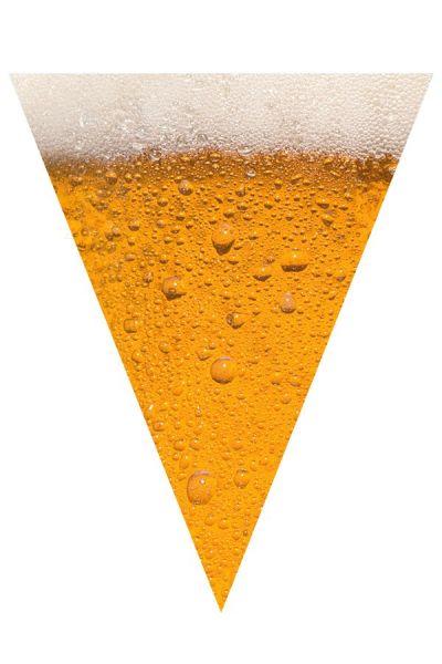 Flag beer line 36 meters