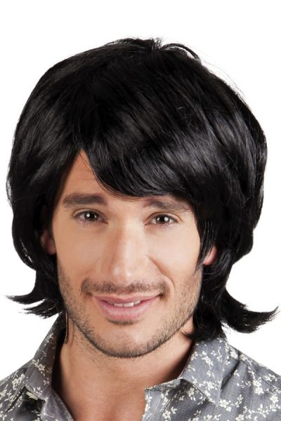 Wig Men spike black