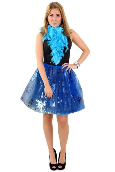 Tulle skirt ice princess lady