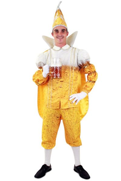 Prince lager costume