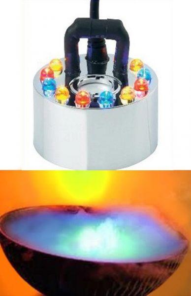 Halloween fog maker 12 lights
