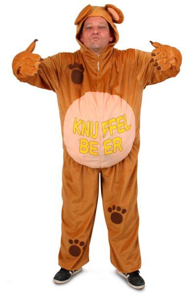 Teddy bear Horny bear costume