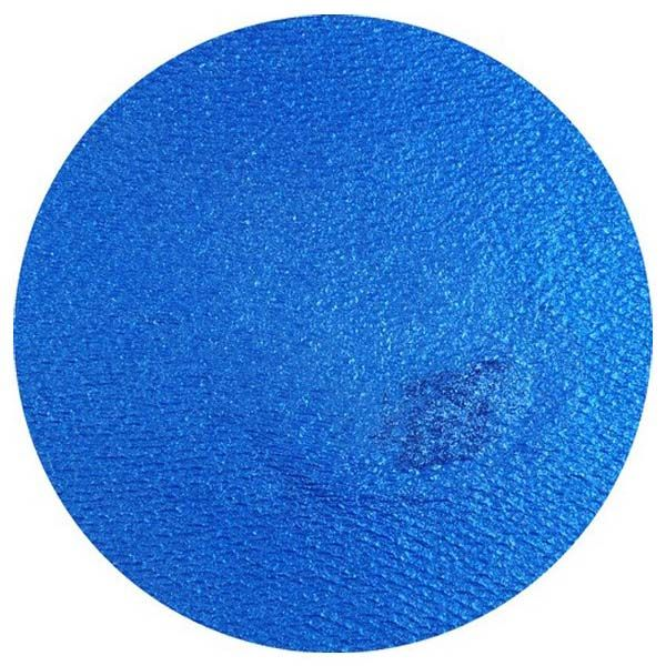 Superstar Facepaint 45 gram Mystic Blue Shimmer color 137