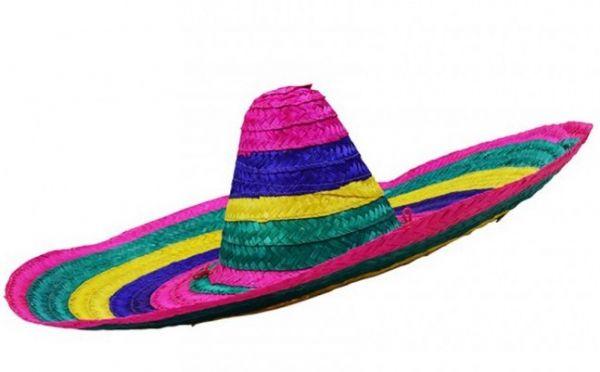 Size Mexican Sombrero Acapulco