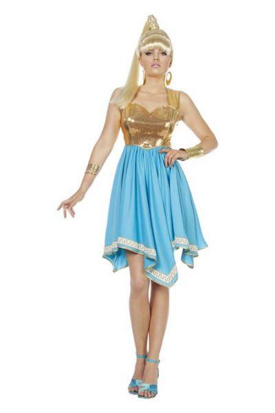 Party dress Venus goddess of love