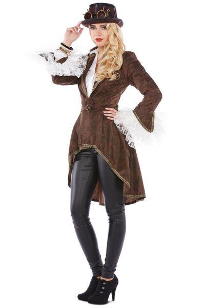 Steampunk ladies jacket Manchester