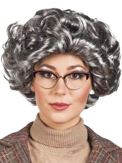 Wig Queen Elizabeth