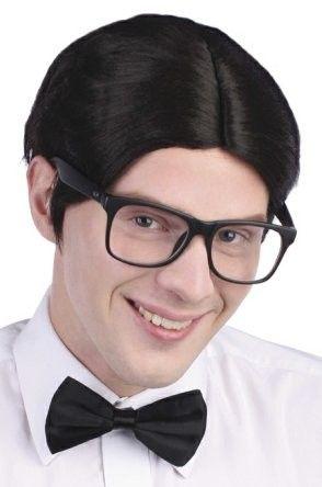 Wig Nerd black