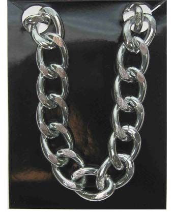 Pimp bracelet coarse silver