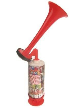 Stadium air pump horn