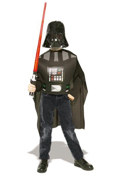 Superhero Darth Vader set children