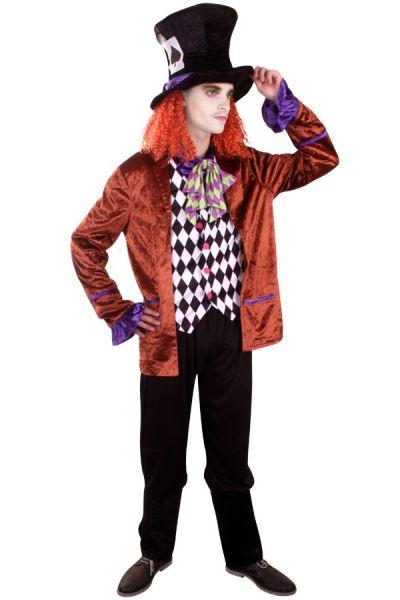 Crazy hat maker costume