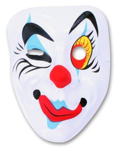 Mask Pierrot wink