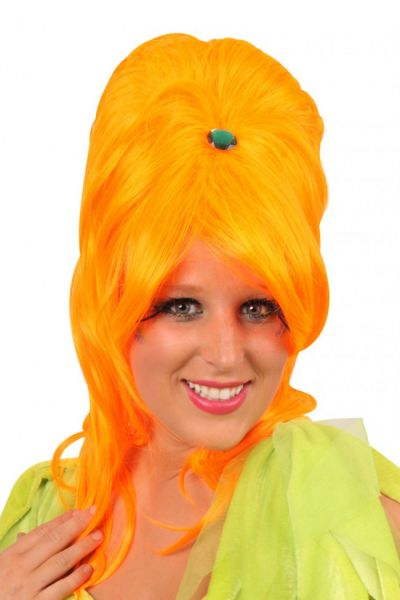 Ladies Wig Pumpkin