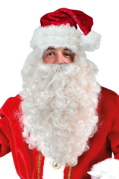 Santa wig with beard
