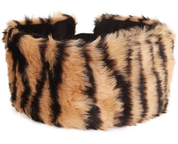 Head-hair band tiger