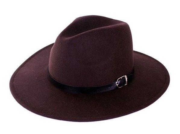 Cowboy hat Texas Ranger brown