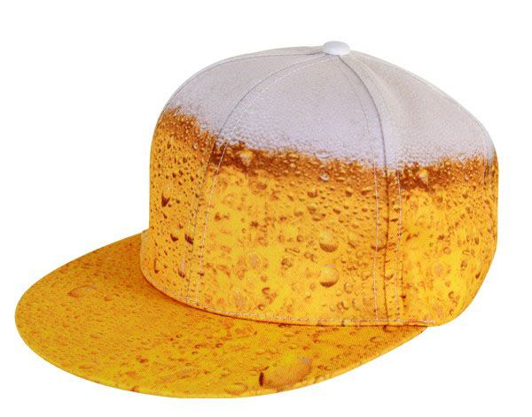 Oktoberfest Beer print baseball cap