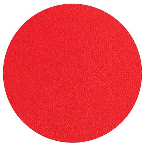 Superstar Facepaint 45 gram Red color 135
