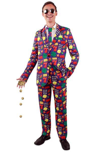 Funny Casino fruit costume