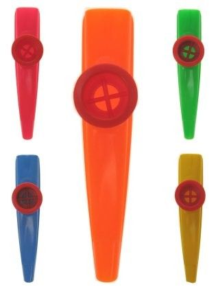 36x Kazoo color mix