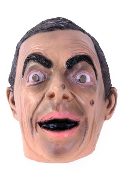 Funny mask Mr. Bean