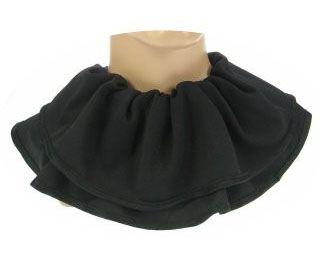 Trevira collar black